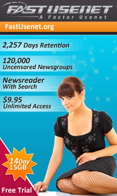 Fast Usenet 14 Day Free Trial