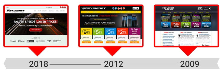 New Website Launches - Fast Usenet