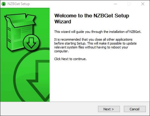 NZBGet Newsreader Tutorial for Windows - Fast Usenet
